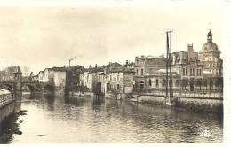 BAR-LE-DUC - L'Ornain Et Le Pont Notre-Dame... 1949 - Bar Le Duc