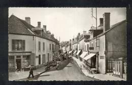 45 - CHATILLON SUR LOIRE : La Grande Rue - Chatillon Sur Loire