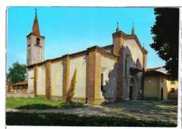 MARTINENGO (Bergamo) (Italie) - CPM -  Instituto S. FAMIGLIA - Chiesa Dell'Incoronata Del Sec. XV - Bergamo