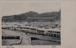 Asie - Yémen. - ADEN Camp. (marcophilie, Hotel De L'Europe Turkish Shop. I. BENGHIAT & SON). - (voir Scan). - Yemen