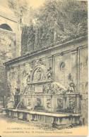 """Granada 1900 """" Pilar De Carlos V, Alhambra """" CP Precursora - Granada"""