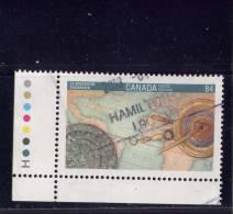 CANADA. 1992, USED  # 1407,  CANADA 92: ENCOUNTER (COLUMBUS)    USED - 1952-.... Règne D'Elizabeth II