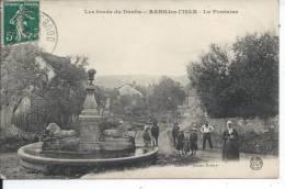 RANG LES L'ISLE - La Fontaine - France