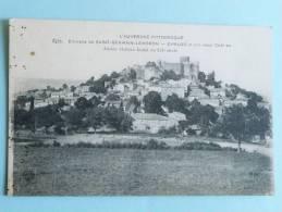 Environs De Saint Germain De LEMBRON, CHALUS Et Son Vieux Chateau Féodal Du XII è S. - Saint Germain Lembron