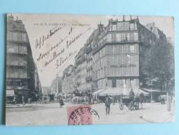 PARIS - Rue JOUFFROY - Distrito: 17
