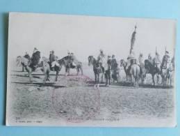 Campagne D'ALGERIE - Régiment De Chasseur D'AFRIQUE, Cavaliers Indigènes. - Guerres - Autres