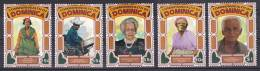 Dominica - 1996 - ( Local Entertainers ) - Complete Set - MNH (**) - Dominica (1978-...)