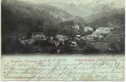 LESE / LIESCHA - Kohlen-Bergbau Liescha, Karnten +++ To Hall, Tirol, AUSTRIA, 1900 ++++++ Anton Madler, Bleiburg ++++ - Slowenien