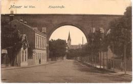 AUTRICHE - MAUER Bei WIEN - Hauptstrasse +++ To Hall, Tirol, AUSTRIA, 1910 ++++++ Sperling, Wien, #1917 L ++++ - Vienna