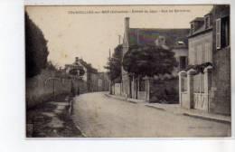 COURSEULLES Sur MER - Entrée Du Pays - Rue De Bernières - Très Bon état - Autres Communes