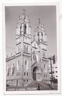 Brazil  Porto Alegre Igreja Cartao Postal Vintage Original Photo Postcard Cpa Ak (W3_1543) - Porto Alegre