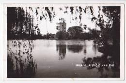 Brazil  Porto Alegre Praca Redencao Cartao Postal Vintage Original Photo Postcard Cpa Ak (W3_1546) - Porto Alegre