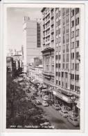 Brazil  Porto Alegre  Rua Andradas Cars Cartao Postal Vintage Original Photo Postcard Cpa Ak (W3_1548) - Porto Alegre
