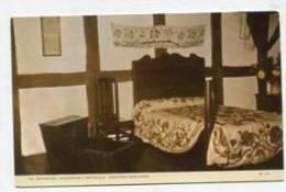 ENGLAND - AK 152887 Stratford-upon-Avon - Shakespeare´s Birthplace - The Birthroom - Stratford Upon Avon