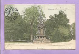 Dépt 52 - CHAUMONT -  Le Boulingrin - Colorisée - Oblitérée En 1905 - Chaumont
