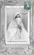 Algérie - Mauresque - Costume De Ville - Women