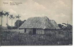 CUBA - HABANA - COUNTRY HUT - Cuba