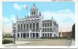 CUBA - HAVANA - PRESIDENT'S PALACE - Cuba