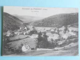 Souvenir De FOUDAY - Vue Générale - France