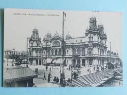 BARCELONA - Estacion Maritima - Barcelona