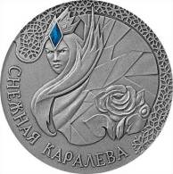 """Belarus COMPLETE SET 10 SILVER COINS """"FAIRY TALES"""" Tales Of The World's Nations - Belarus"""