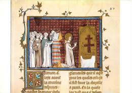 CPSM Paris-Bibliothèque Nationale-Guillaume De Saint Pathus   L1265 - Museos