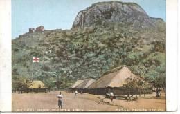 ZANZIBAR - MASASI MISSION STATION - UNIVERSITIES´ MISSION - Postcards