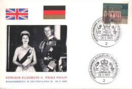 Germany  - Sonderstempel / Special Cancellation (b155) - BRD