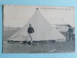 Camp Du Larzac - Ma Tente - La Cavalerie