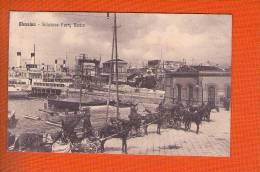 1 Cpa Messina Stazione Ferry Boats - Messina