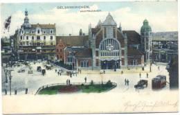 Gelsenkirchen, Hauptbahnhof, 1904 - Gelsenkirchen