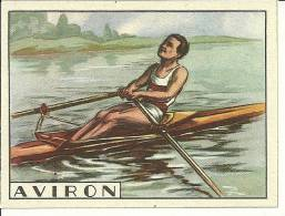 COLLECTION IMAGE SPORT AVIRON ILLUSTRATEUR - Rowing