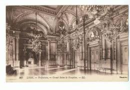 CPA - 69 - LYON - Préfecture - Grand Salon De Réception - LL 307 - Sonstige