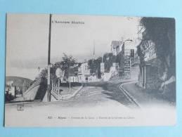 ROYAT - Avenue De La Gare, Entrée De La Grotte Du Chien - Royat