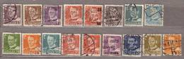 Denmark Used Nice King Frederik IX Different Stamps Selection #5073-1 - Lotes & Colecciones