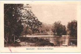 19 Beaulieu . Bords De La Dordogne - Francia