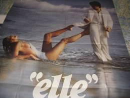 AFFICHE  Cinéma ,ELLE - Posters