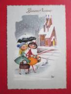 Buon Anno - Non Viaggiata - Neujahr