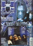 "MAGAZINE HARD ROCK""Juillet 2001""Collector NEUF + CD - Varia"