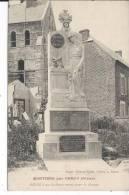 MORTIERS Par DERCY - Monument Aux Morts - Non Classés