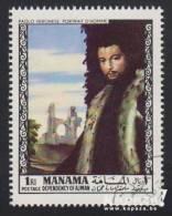 1969 - MANAMA - Y&T 10 - Paolo Veronese (1528-1588) - Manama