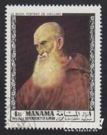 1969 - MANAMA - Y&T 10 - Tiziano Vecellio (1485-1576) - Manama