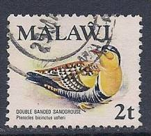 Malawi ~ 1975 ~ 2t. Defin. ~ Birds ~ SG 474 ~ Used - Malawi (1964-...)