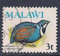 Malawi ~ 1975 ~ 3t. Defin. ~ Birds ~ SG 475 ~ Used - Malawi (1964-...)