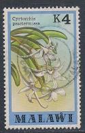 Malawi ~ 1979-82 ~ 4k. Defin. ~ Orchids ~ SG 591 ~ Used - Malawi (1964-...)