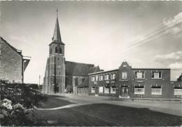 Ravels - Eel : Kerk St. Adrianus   -  Geschreven  ( Groot Formaat ) - Belgique