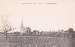 CPA 45 St-DENIS-EN-VAL ,vue Panoramique. - Francia