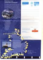 Aérogramme Grande Bretagne - Neuf **  - Phare - Héroïne Of The Longstone Lighthouse - Phare - Postwaardestukken