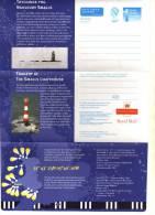 Aérogramme Grande Bretagne - Neuf ** - Phare - Tragedy At The Smalls Lighthouse - Postwaardestukken