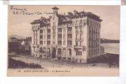 64 SAINT JEAN DE LUZ  Moderne Hotel - Saint Jean De Luz